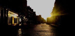 mystery tour edinburgh
