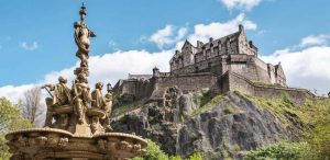 edinburgh castle private tour