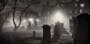 private tour ghost tour of Edinburgh